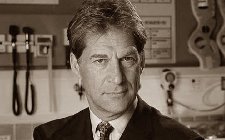 Simon MacCorkindale Casualty