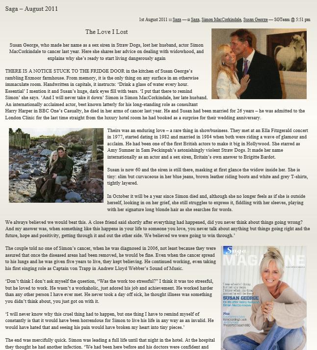 Saga Magazine 1 August 2015